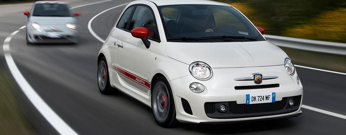Compra abarth usate e convenienti su for Modelli 500 abarth