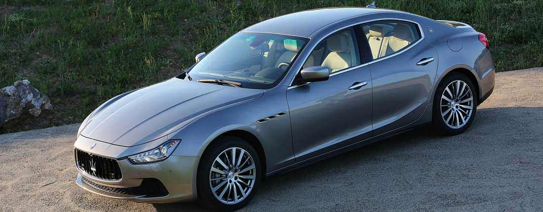 maserati - comprare o vendere auto usate o nuove - autoscout24