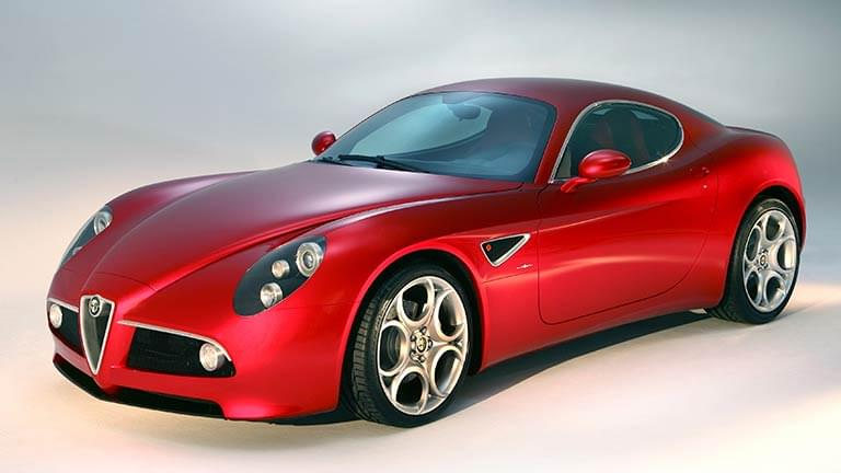 compra alfa romeo 8c su autoscout24.it