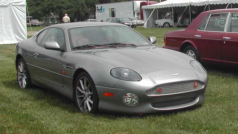Aston Martin Db7 Informazioni Tecniche Prezzo Allestimenti