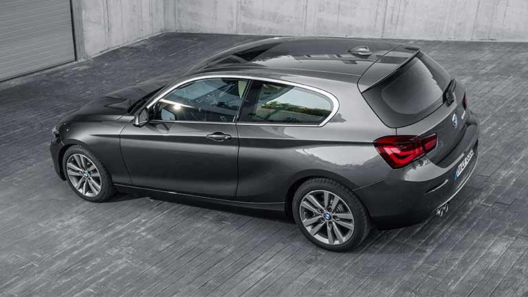 Con La BMW 118 La Casa Monacense Debutta Nella Classe Delle Autovetture  Compatte
