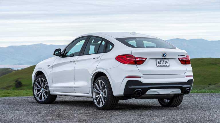 Compra BMW X4 su AutoScout24.it