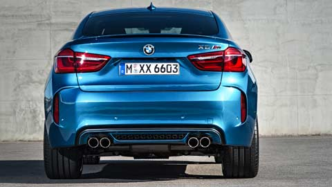 Compra Bmw X6 M Su Autoscout24 It