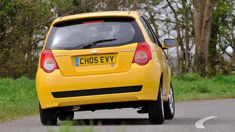 Chevrolet Aveo Comprare O Vendere Auto Usate O Nuove Autoscout24