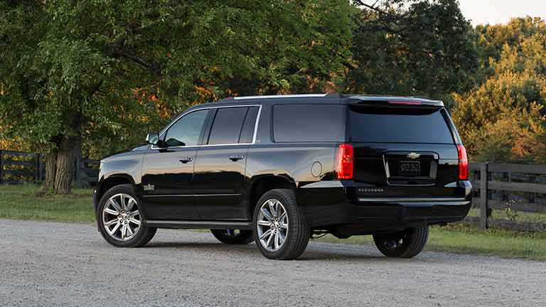 Compra Chevrolet Suburban su AutoScout24.it