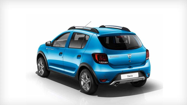 dacia sandero stepway compro o vendi auto usate o nuove autoscout24. Black Bedroom Furniture Sets. Home Design Ideas