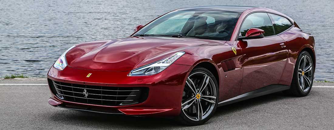 Ferrari GTC4 Lusso - informazioni tecniche, prezzo, allestimenti ...
