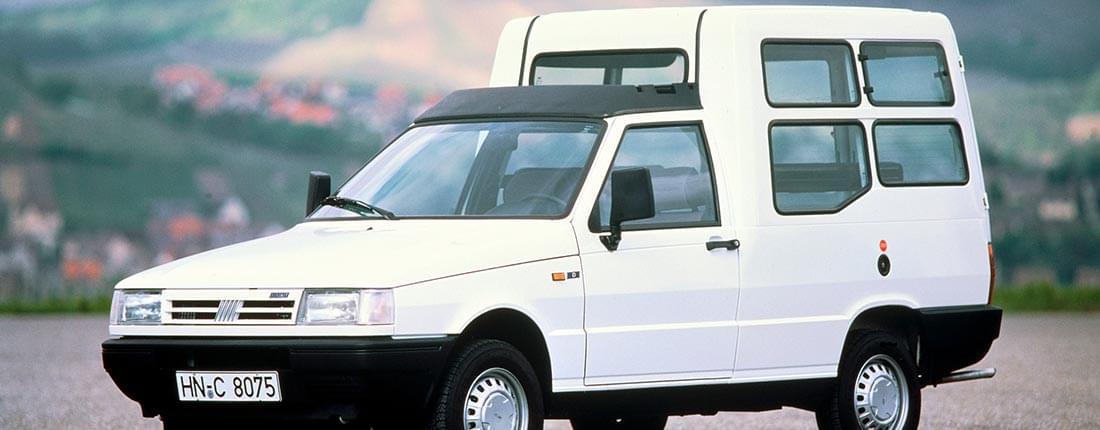 Fiat Fiorino metano