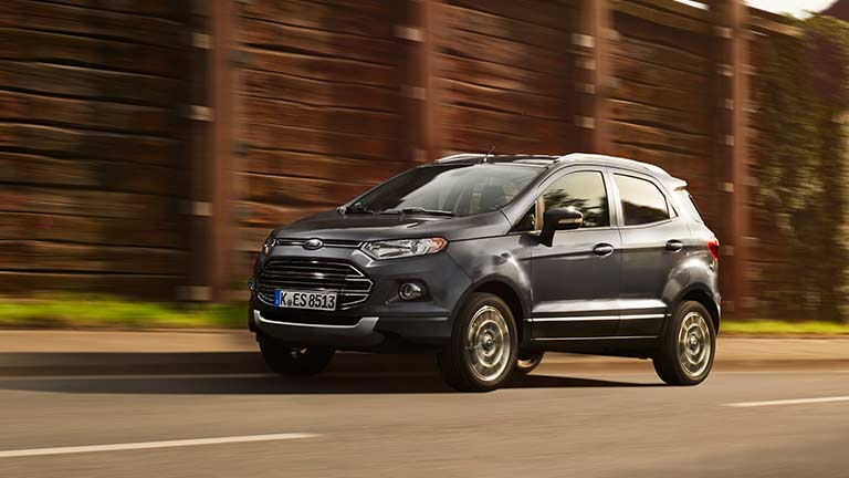 Compra Ford Ecosport Su Autoscout24 It