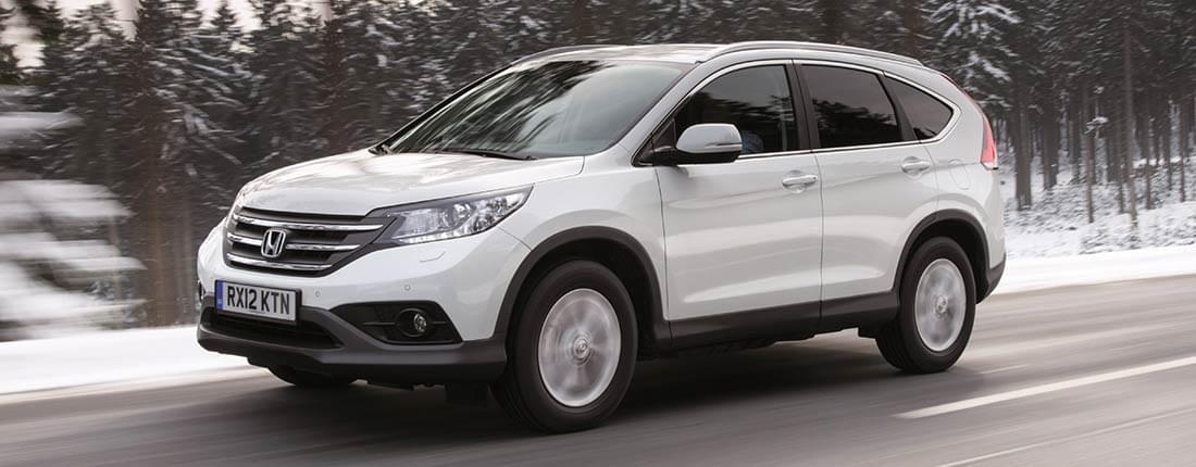 Honda Cr V Informazioni Tecniche Prezzo Allestimenti Autoscout24