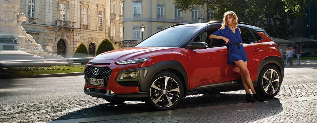 hyundai kona  Hyundai Kona - comprare o vendere auto usate o nuove - AutoScout24