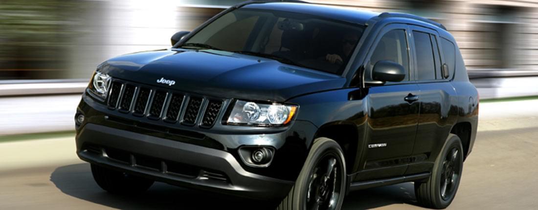 jeep compass informazioni tecniche prezzo allestimenti. Black Bedroom Furniture Sets. Home Design Ideas