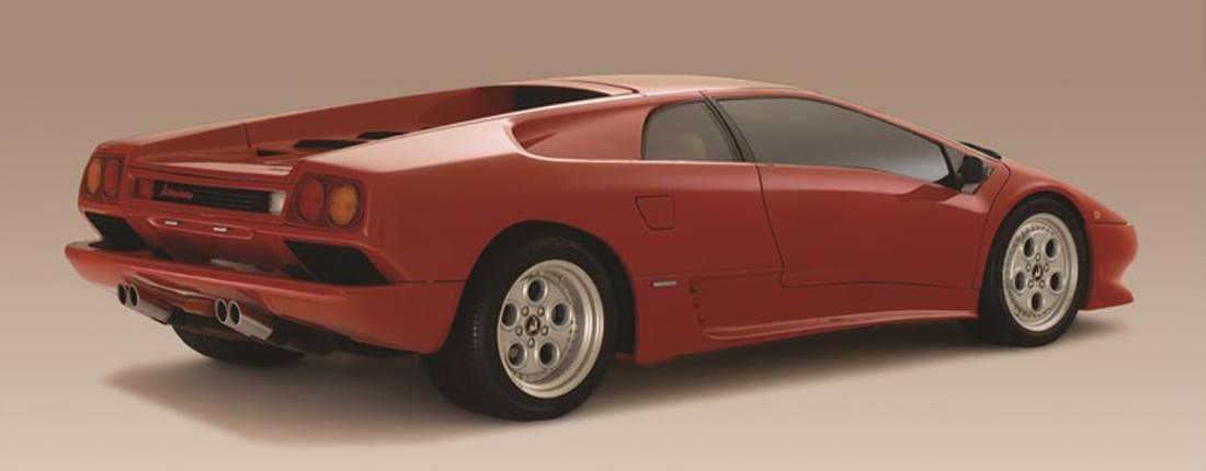 Lamborghini Diablo Informazioni Tecniche Prezzo Allestimenti