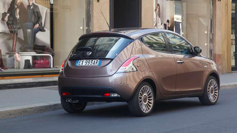 Lancia ypsilon comprare o vendere auto usate o nuove autoscout24 - Lancia y diva 2010 ...