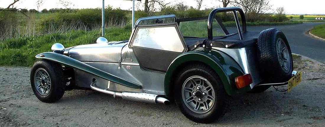 Lotus Super Seven >> Lotus Super Seven - comprare o vendere auto usate o nuove - AutoScout24