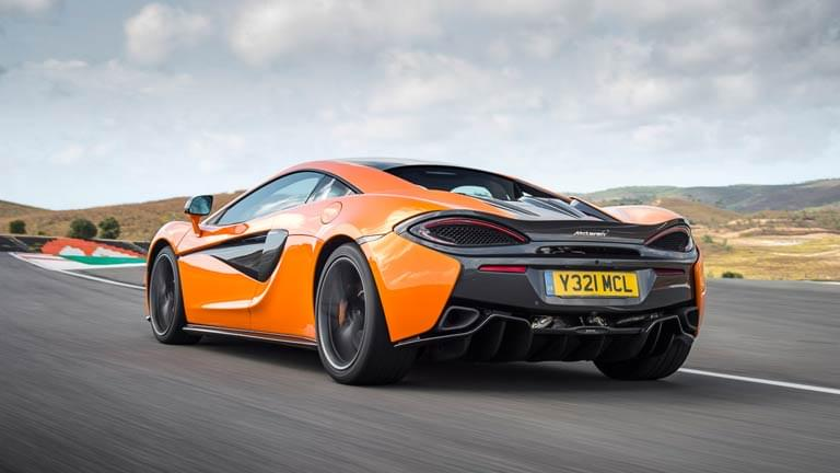 compra mclaren 570s su autoscout24.it