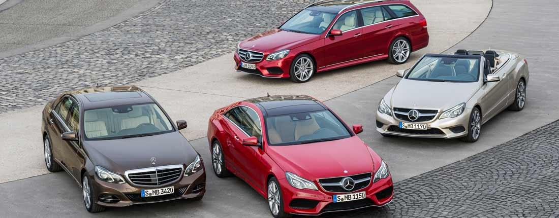 Mercedes-Benz classe e coupe