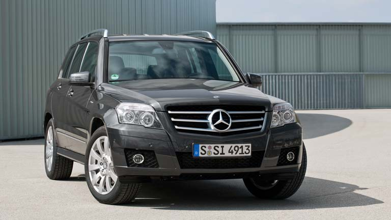 Compra Mercedes Benz Glk 220 Su Autoscout24 It