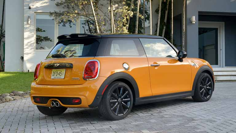 mini cooper s comprare o vendere auto usate o nuove autoscout24. Black Bedroom Furniture Sets. Home Design Ideas