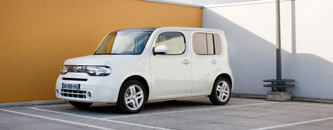 compra nissan cube su. Black Bedroom Furniture Sets. Home Design Ideas