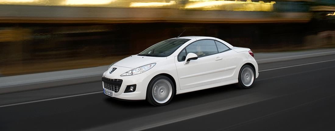 peugeot 207 cc compro o vendi auto usate o nuove