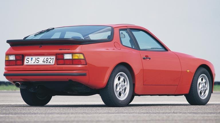 PORSCHE 944 944 s2 944 Turbo listino prezzi di 1989