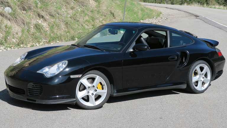 Porsche 996 informazioni tecniche, prezzo, allestimenti