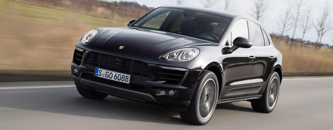 Porsche Macan Diesel Disponibili Su Autoscout24 It