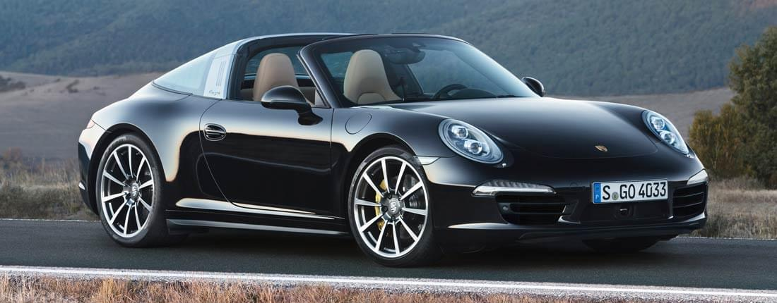 compra porsche targa su. Black Bedroom Furniture Sets. Home Design Ideas