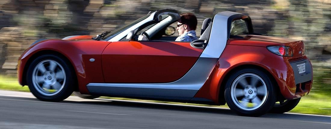 smart roadster informazioni tecniche prezzo allestimenti autoscout24. Black Bedroom Furniture Sets. Home Design Ideas