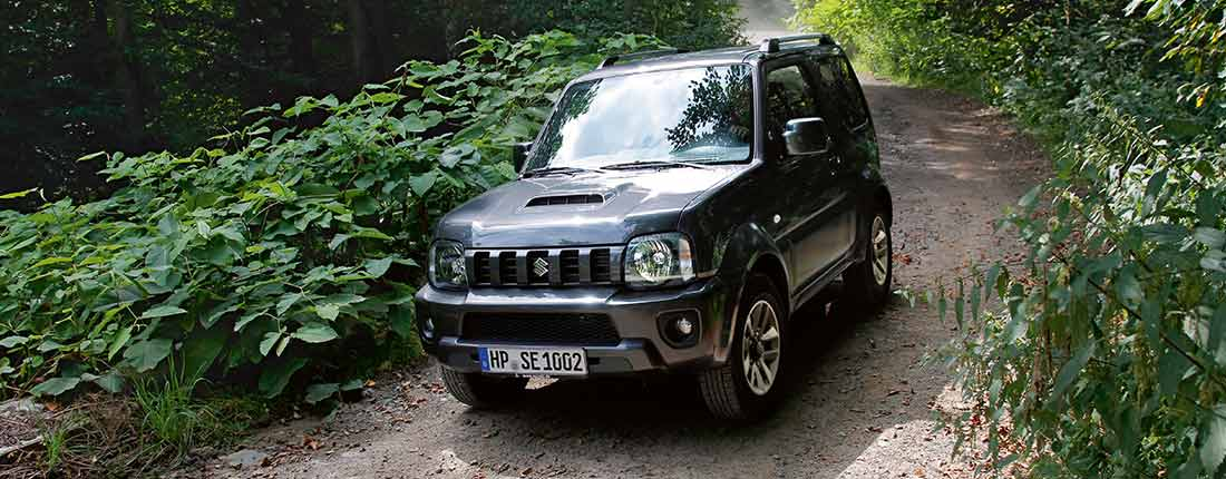 suzuki jimny comprare o vendere auto usate o nuove autoscout24. Black Bedroom Furniture Sets. Home Design Ideas