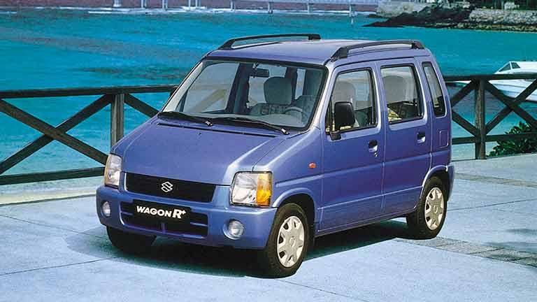 suzuki wagon r  - informazioni tecniche  prezzo  allestimenti