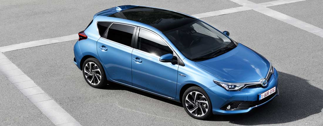 Toyota Auris Comprare O Vendere Auto Usate O Nuove Autoscout24