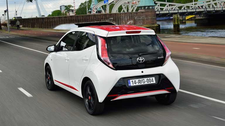Toyota Aygo Comprare O Vendere Auto Usate O Nuove Autoscout24