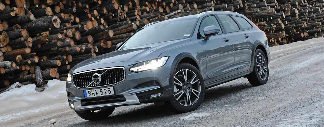 Compra Volvo V90 su AutoScout24.it