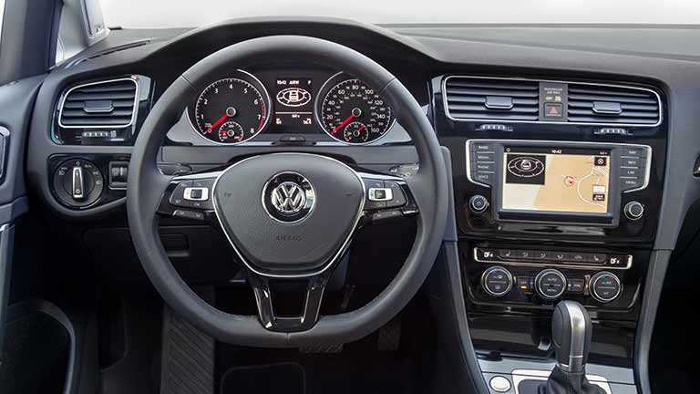 volkswagen golf 7 informazioni tecniche prezzo. Black Bedroom Furniture Sets. Home Design Ideas