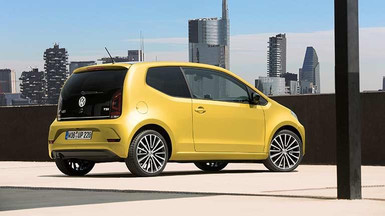 Volkswagen Up Comprare O Vendere Auto Usate O Nuove Autoscout24