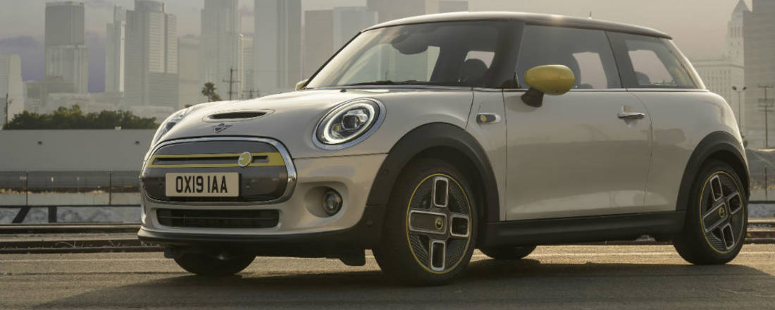 MINI Cooper Electric - Anteriore