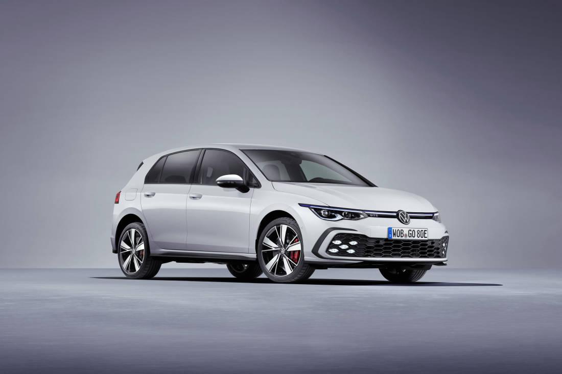 2NThtkXGwPf0CYhv3H23ql-e93de0256e1ebd98354478e797bb02ca-Golf_GTE_Anteriore-1100 Golf GTI, GTE e GTD 2020: ecco l'ottava generazione dell'icona Volkswagen Motori Auto