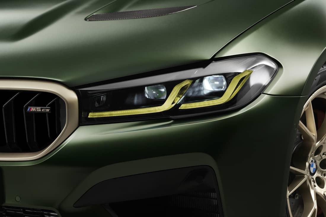Nuova BMW M5 CS: ancora più sportiva, ancora più esclusiva