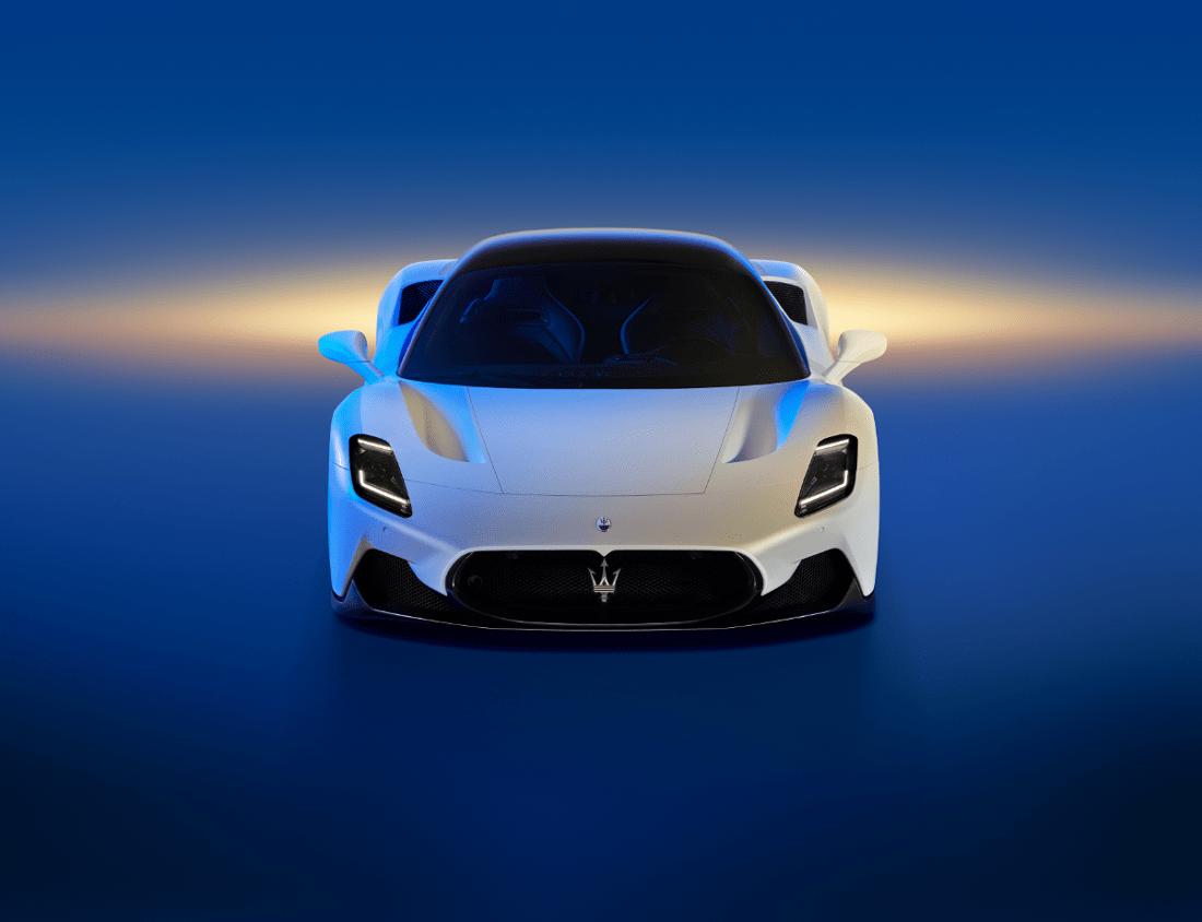 MMXX, Time to be Audacious. Domani sarà svelata la Maserati MC20