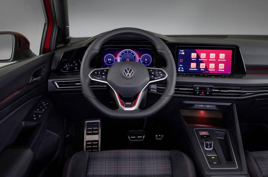 4DnOLdsMzEM0eyS5GS5THI-c1d84ee8a00928773cc65af60fe39a59-DB2020AU00161-1100 Golf GTI, GTE e GTD 2020: ecco l'ottava generazione dell'icona Volkswagen Motori Auto
